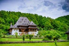 Ландшафт в Maramures, Румынии Стоковые Фотографии RF