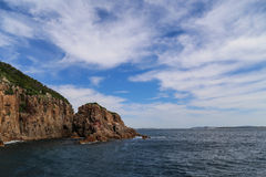 Ландшафт в stephens порта, Австралия Стоковое Изображение RF