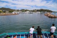 Ландшафт в stephens порта, Австралия Стоковая Фотография