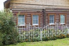 Ландшафт в suzdal, Российская Федерация Стоковое Фото