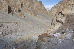 Ландшафт Гималаев - отсутствие боли, отсутствие увеличения Стоковая Фотография