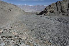 Ландшафт Гималаев Стоковое Изображение