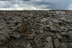 Ландшафт горной породы Стоковые Фото