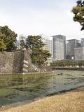 Ландшафт города в токио, Японии Стоковые Изображения