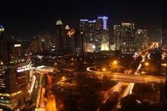 Ландшафт города стоковое изображение rf