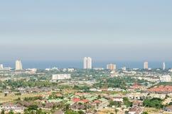 Ландшафт города Hua Hin Стоковое Изображение