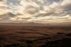 Ландшафт горы в Cederberg Стоковое Изображение