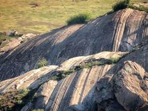 Ландшафт горы, Перу стоковые фотографии rf