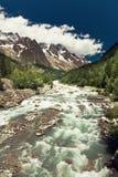 Ландшафт горы Стоковое Изображение RF