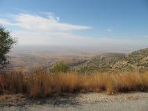 Ландшафт горы Стоковая Фотография