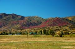 Ландшафт 002 горы Стоковое Изображение