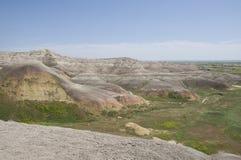 ландшафт Дакоты южный Стоковое фото RF