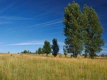 Ландшафт захолустья Стоковые Фотографии RF