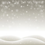 Ландшафт зимнего отдыха Стоковое фото RF
