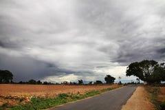 Ландшафт - Индия Стоковые Фотографии RF