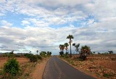 Ландшафт - Индия Стоковое Изображение
