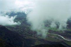 Ландшафт Индия Стоковая Фотография RF