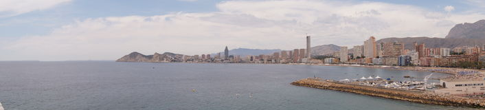 Ландшафт Испания Стоковая Фотография RF