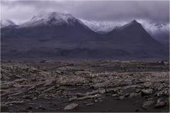 Ландшафт Исландии Laugarvatn Стоковое Изображение RF