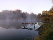 Ландшафт и вода Стоковые Фотографии RF
