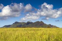 Ландшафт Кауаи, Гаваи Стоковые Изображения RF