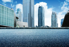 Ландшафт Китая Гуанчжоу городской стоковые фото