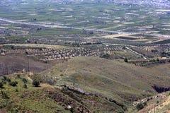 Ландшафт Коринфа, Греция стоковое изображение rf