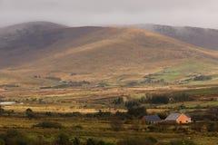 Ландшафт Кольцо Керри Ирландия стоковое фото