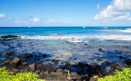 Ландшафт красивого океана Стоковая Фотография RF