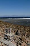 Ландшафт Красного Моря стоковые фотографии rf