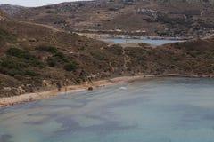 Ландшафт, Мальта, Gozo Стоковое Изображение