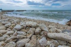 Ландшафт моря Стоковая Фотография