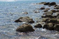 Ландшафт моря Стоковая Фотография RF