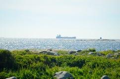 Ландшафт 7 моря Стоковое Изображение RF