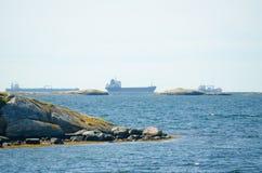 Ландшафт 14 моря Стоковые Фотографии RF