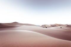 Ландшафт научной фантастики Стоковая Фотография RF