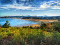 Ландшафт на Abel Tasman Стоковое Изображение RF