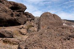 Ландшафт Невады Стоковые Изображения RF