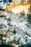 Ландшафт дороги Стоковое Фото