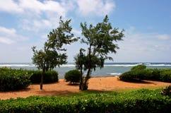 Ландшафт острова Кауаи Стоковые Изображения RF