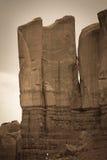 Ландшафт долины памятника Стоковые Фото