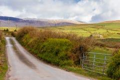 Ландшафт Полуостров Dingle Ирландия Стоковое Изображение RF