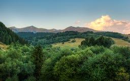 Ландшафт природы Стоковая Фотография RF