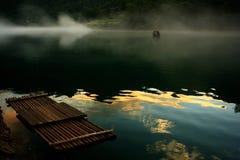 Ландшафт реки Xiaodong Стоковое Фото