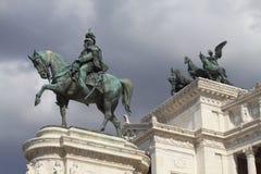 Ландшафт Рима Стоковые Изображения