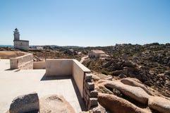 Ландшафт Сардинии Стоковые Фото