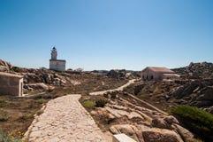 Ландшафт Сардинии Стоковые Изображения RF
