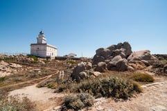 Ландшафт Сардинии Стоковая Фотография RF