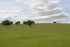Ландшафт сельской местности Стоковое Фото