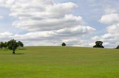 Ландшафт сельской местности Стоковое Изображение RF